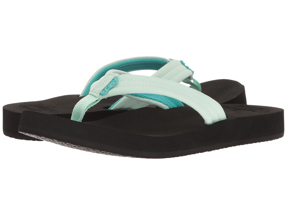 Reef Cushion Breeze (Black/Mint) Women