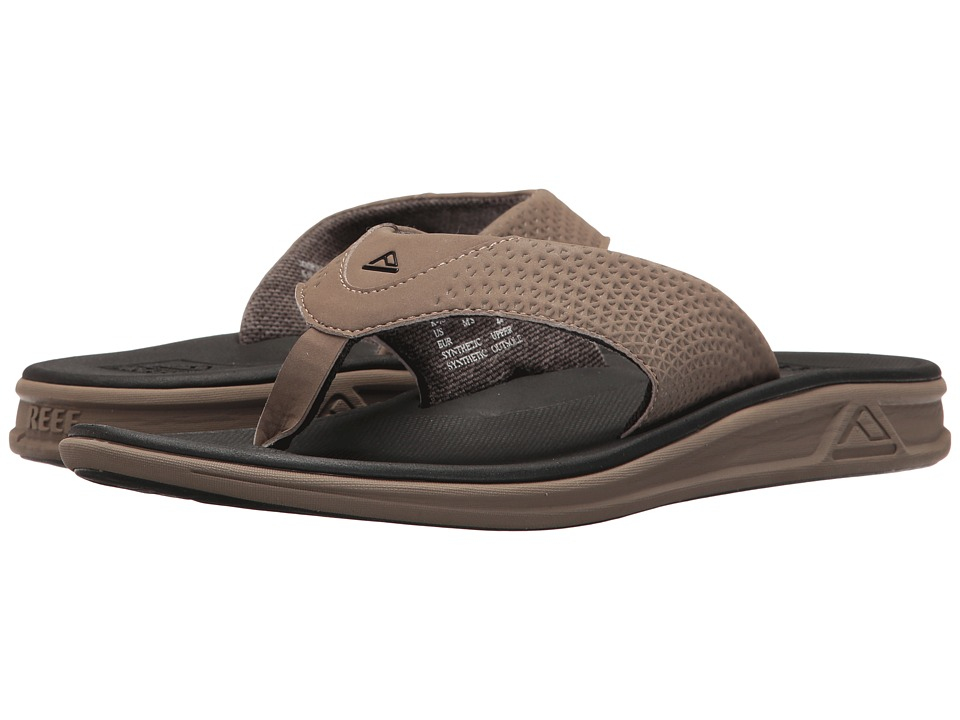 Reef - Rover (Tan/Black) Men's Sandals