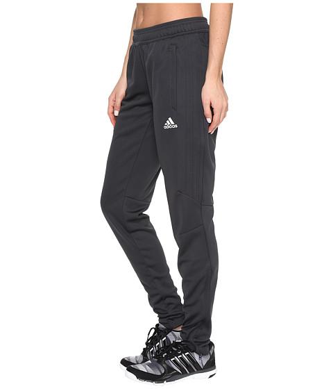 adidas Tiro 17 Pants - Dark Grey/White/Dark Grey