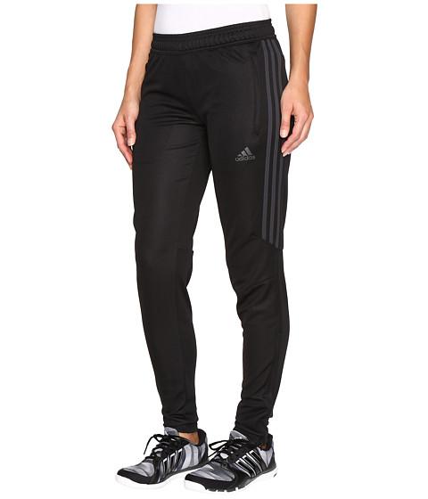 adidas Tiro 17 Pants - Black/Dark Grey