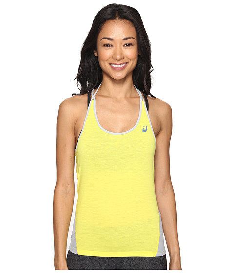 ASICS Layering Tank Top - Blazing Yellow