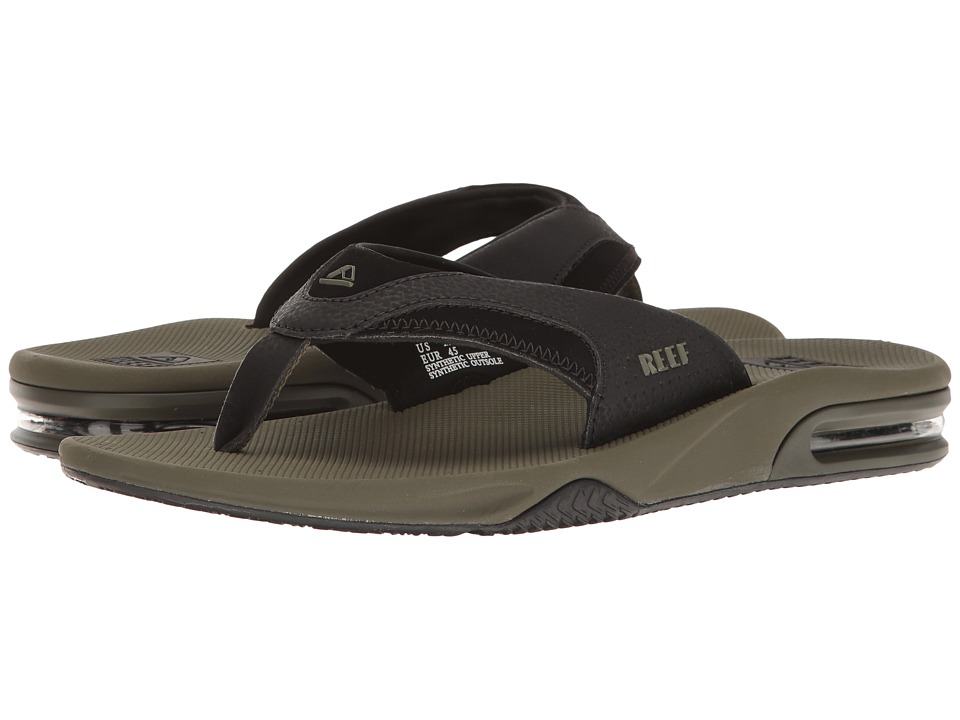Reef Fanning (Dried Herb) Men's Sandals
