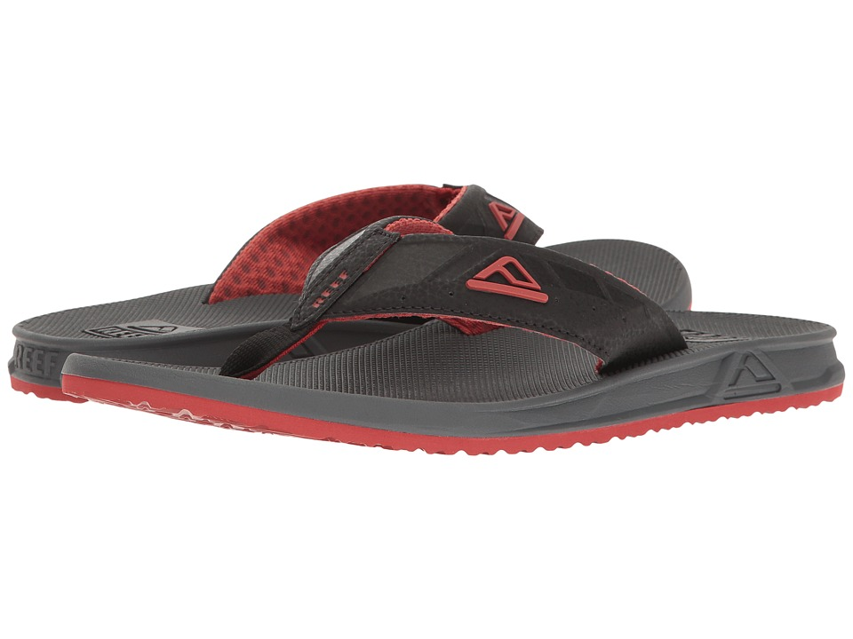 Reef Phantoms (Charcoal/Red) Men