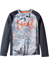 Under Armour Kids - UA Fish Tech Long Sleeve (Big Kids)