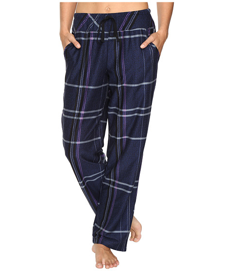 DKNY Bedford Lounge Pants - Peacoat Plaid