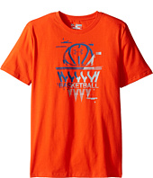 Under Armour Kids - Basketball Badge Short Sleeve Tee (Big Kids)
