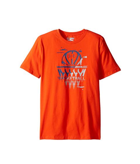 Under Armour Kids Basketball Badge Short Sleeve Tee (Big Kids)