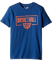Under Armour Kids - Basketball Short Sleeve Tee (Big Kids)
