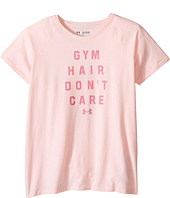 Under Armour Kids - UA Gym Hair Don't Care Short Sleeve Tee (Big Kids)