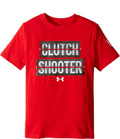 Under Armour Kids - Clutch Shooter Short Sleeve Tee (Big Kids)