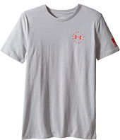 Under Armour Kids - Freedom Flag Tee (Big Kids)