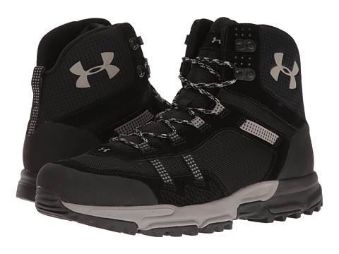 Under Armour UA Defiance Mid - Black/Black/Pewter