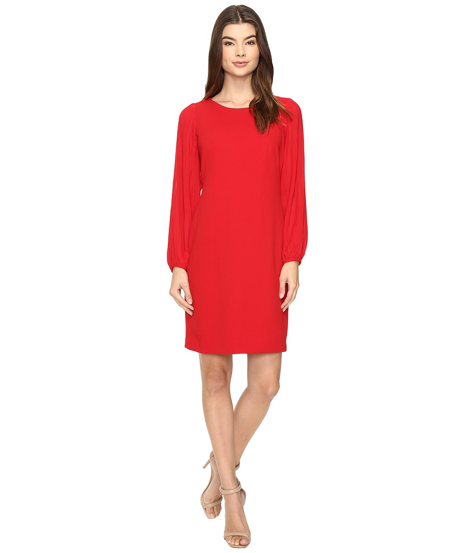 Christin Michaels Atoka Dress (Red) Women