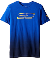 Under Armour Kids - SC30 Player Fade Short Sleeve Tee (Big Kids)