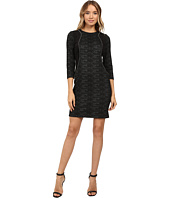 Christin Michaels - Charlotte Print Dress