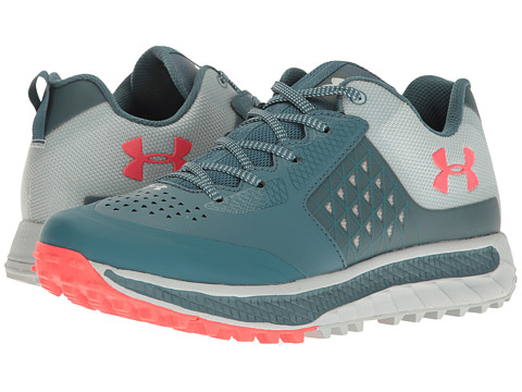 Under Armour UA Horizon STR - Marlin Blue/Mineral Gray/Sirens Coral