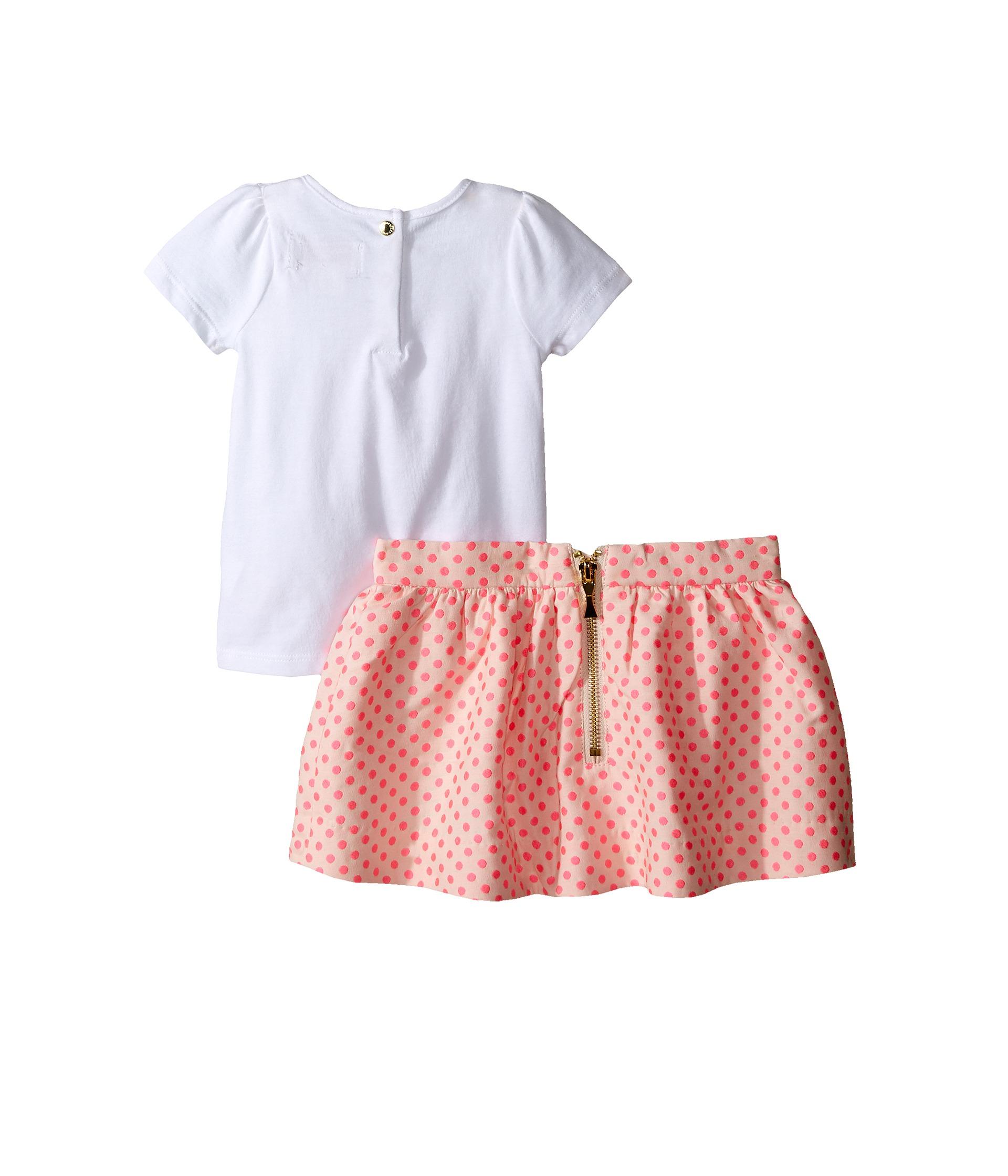 Kate Spade New York Kids Tickled Pink Set Infant