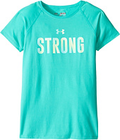 Under Armour Kids - UA Strong Short Sleeve Tee (Big Kids)