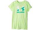 UA Novelty Big Logo Short Sleeve Tee (Big Kids)