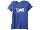 Under Armour Kids - UA Believe in Yourself Short Sleeve Tee (Big Kids)