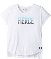 Under Armour Kids - UA Fierce Short Sleeve Tee (Big Kids)