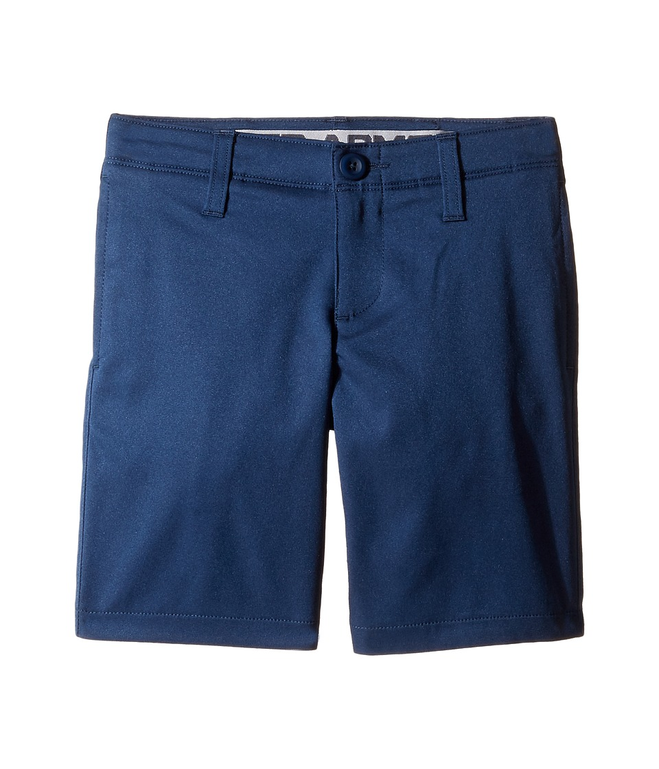 Under Armour Kids - Match Play Shorts (Little Kids/Big Kids) (Academy/Steel) Boys Shorts