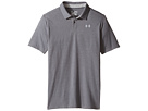 Under Armour Kids - Charged Cotton Heather Polo (Big Kids)