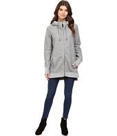 Bench - Dais Long Zip-Up Sweatshirt