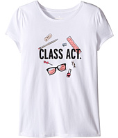 Kate Spade New York Kids - Class Act Tee (Little Kids/Big Kids)