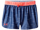 Under Armour Kids - Printed Play Up Shorts (Big Kids)