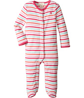 Kate Spade New York Kids - Stripe Footie (Infant)