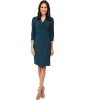 Christin Michaels - Loretto Surplice Dress