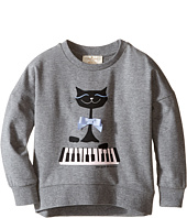 Kate Spade New York Kids - Cat Sweatshirt (Toddler/Little Kids)