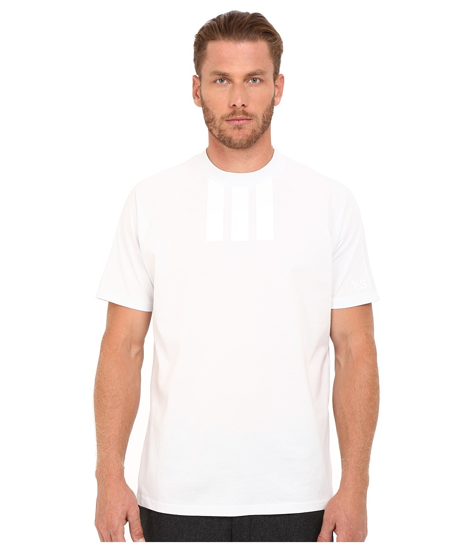 adidas Y-3 by Yohji Yamamoto - 3S T-Shirt (Crystal White) Men