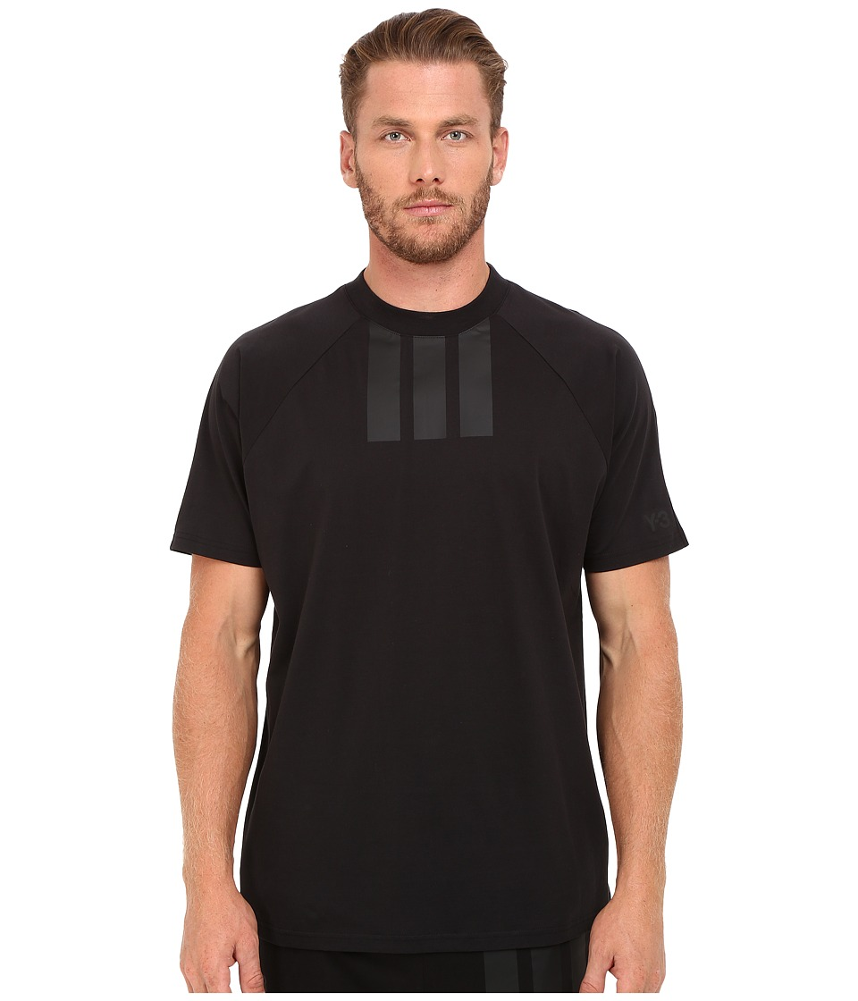 adidas Y-3 by Yohji Yamamoto - 3S T-Shirt (Black) Men