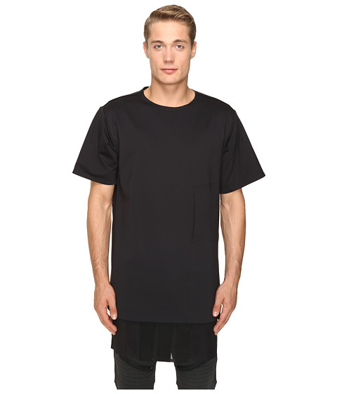 adidas Y-3 by Yohji Yamamoto Lux FT Pure T-Shirt