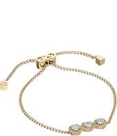Cole Haan - 3 CZ Pull Tie Bracelet