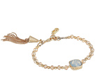 Cole Haan Beaded Stone Pull Tie Bracelet