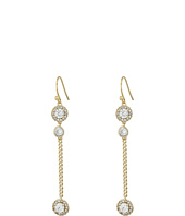Cole Haan - CZ Linear Earrings