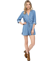 Brigitte Bailey - Kenton Chambray Romper