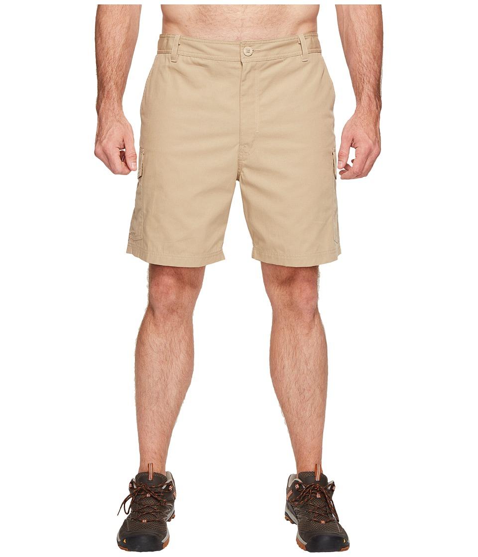 Columbia Big Tall Montgomery Park Shorts (British Tan) Men