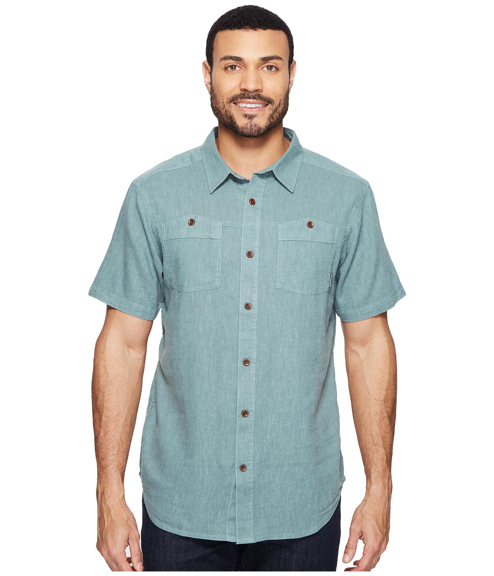 Columbia Southridge Short Sleeve Shirt At
