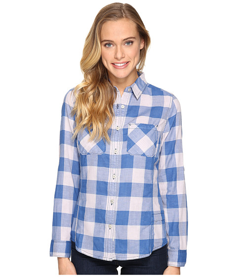 Woolrich Conundrum Eco Rich Convertible Shirt - Lapis