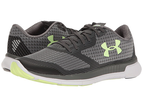 Under Armour UA Charged Lightning - Rhino Gray/White/Lime Fizz