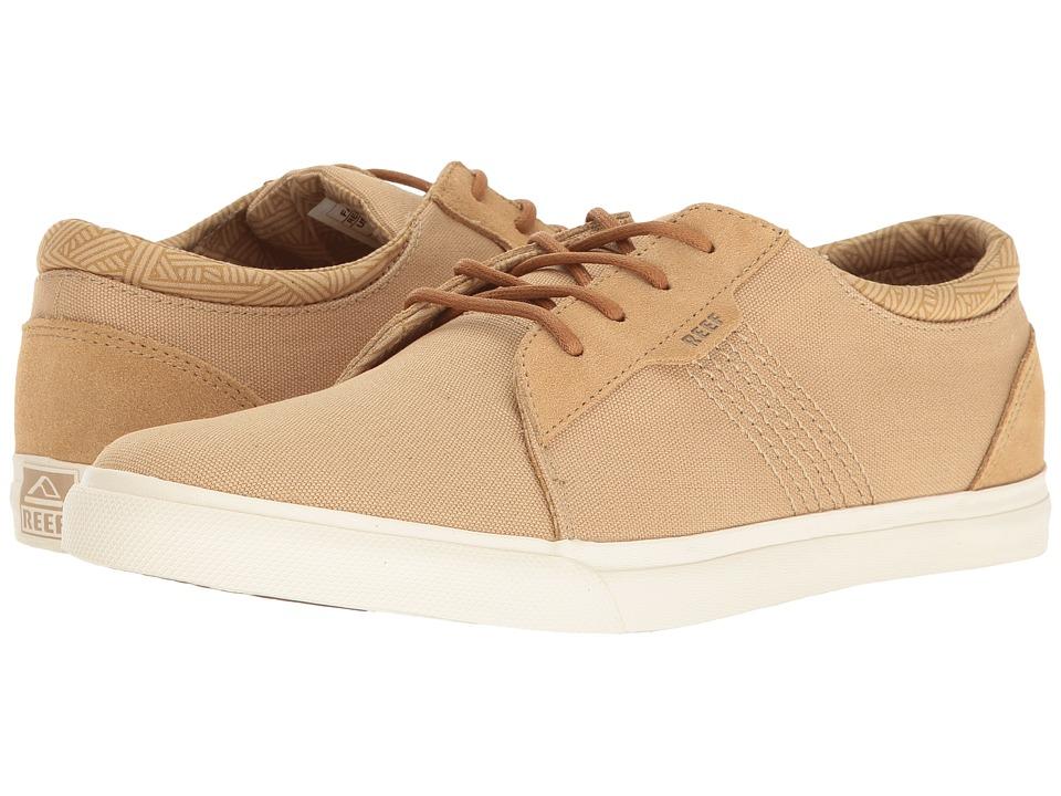 Reef - Ridge (Tan) Men's Lace up casual Shoes