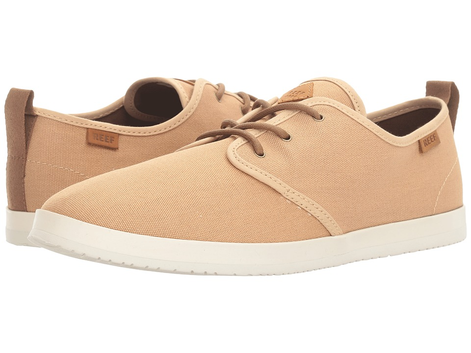 Reef - Landis (Tan) Men's Lace up casual Shoes