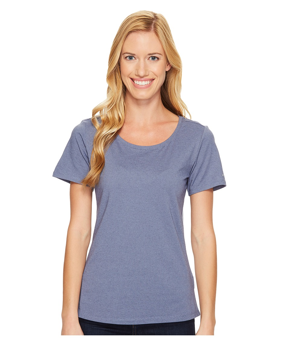 Columbia Shadow Time III Tee (Bluebell) Women