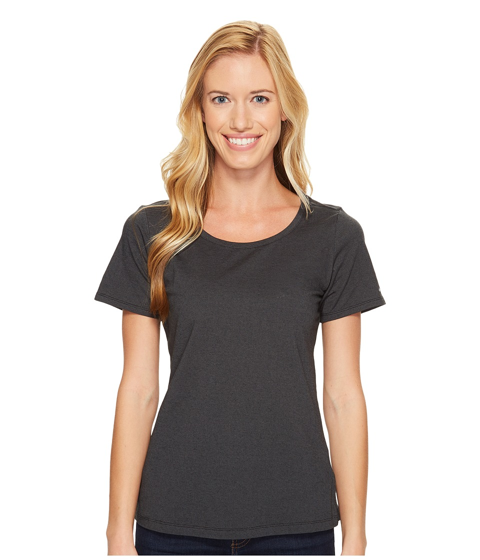 Columbia Shadow Time III Tee (Black) Women