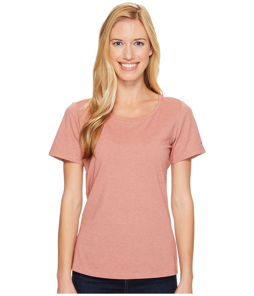 Columbia Shadow Time III Tee (Lychee) Women