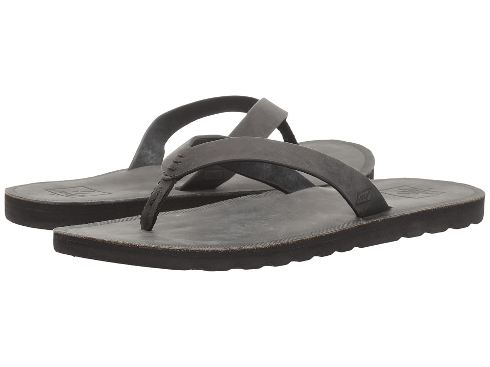 Reef Voyage LE (Black) Sandals